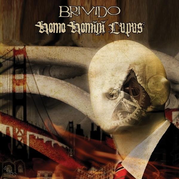 Brivido / Homo Homini Lupus - fucking Split - LP