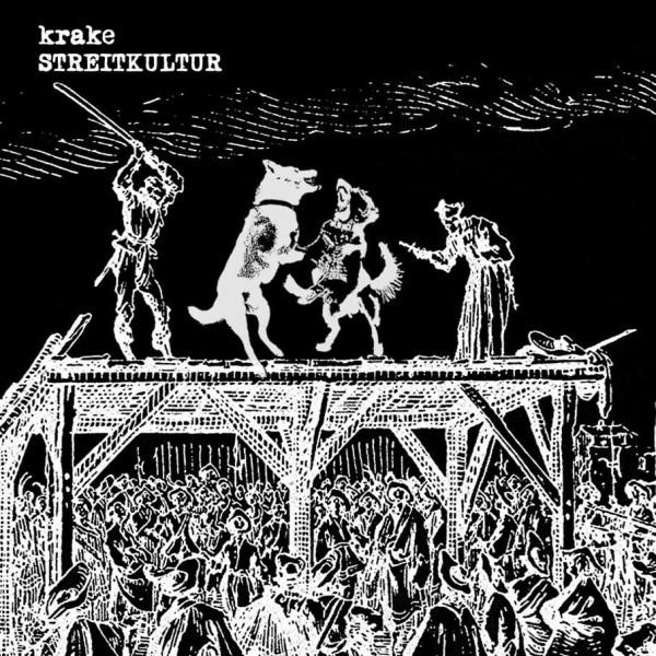 Krake - streitkultur - LP