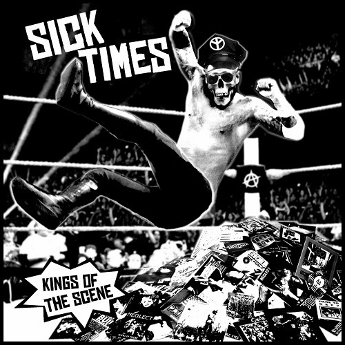 Sick Times - king's of the scene - LP
