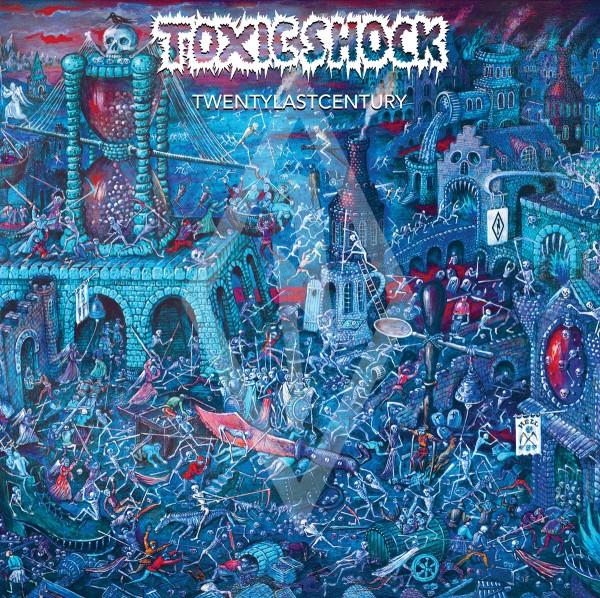 Toxic Shock – twentylastcentury - LP