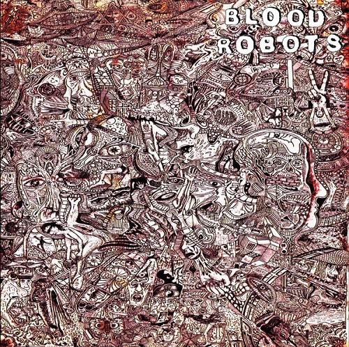 Blood Robots - LP