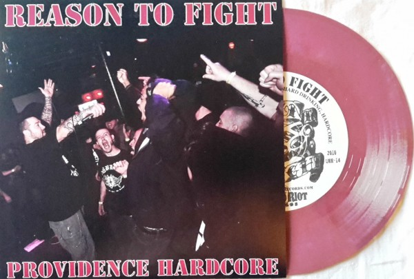 Reason To Fight x Chesty Malone And The Slice 'Em Ups - Split