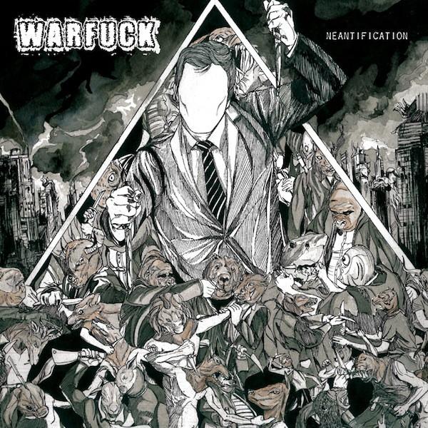 Warfuck - neantification - clear LP