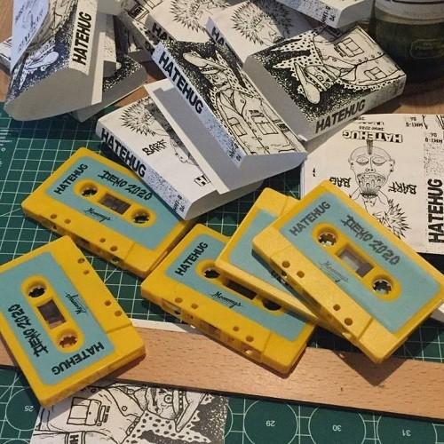Hatehug - Barf Bag / Demo 2020 - tape