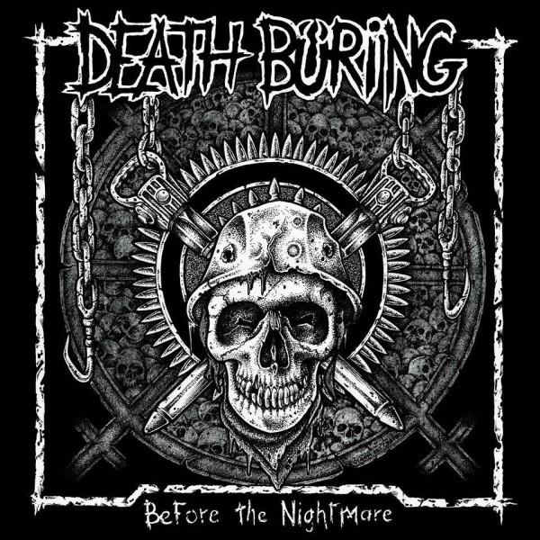 Death Büring – Before The Nightmare - LP