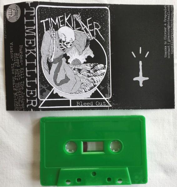 Timekiller – bleed out - green tape