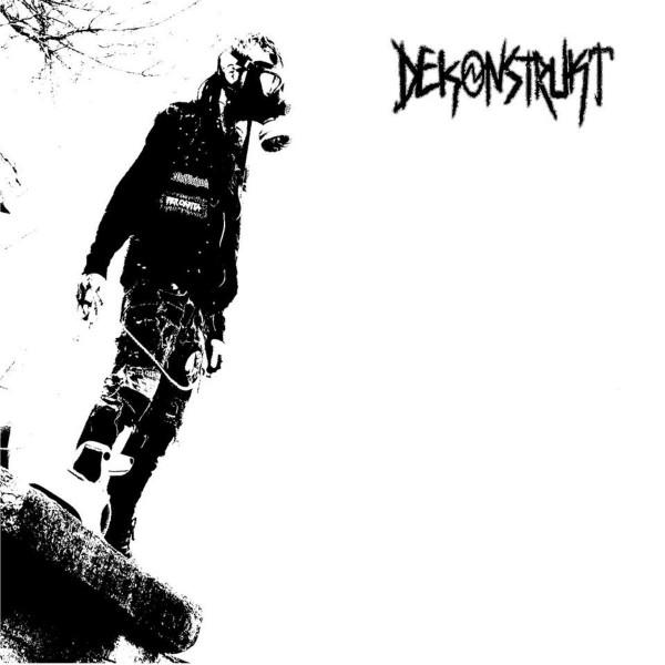 """Dekonstrukt - 10"""" EP + T-shirt - combo"""