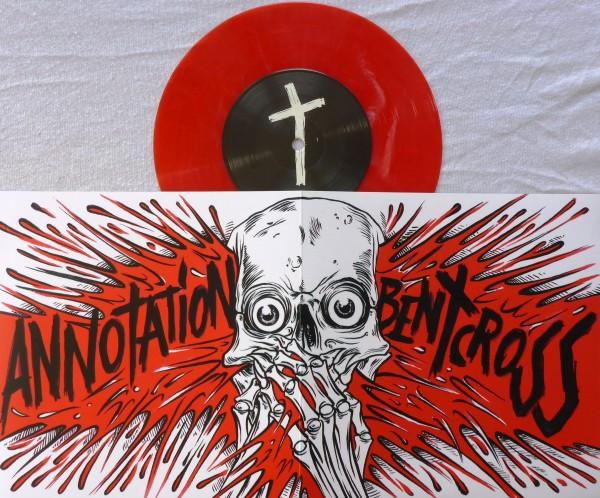 Annotation vs. Bent Cross - split EP