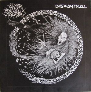 Cancer Spreading vs. Disköntroll - welcome into the abyss - Split LP