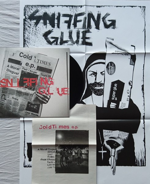 Sniffing Glue – cold times E.P. - MLP