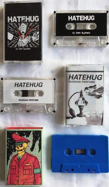 Hatehug - tape combo