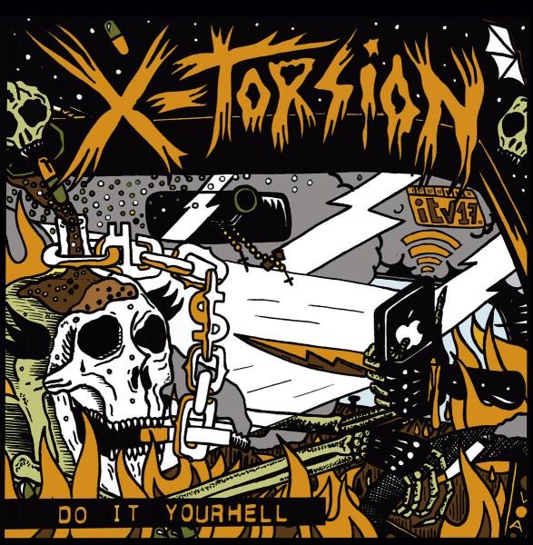 X-torsion - do it yourhell - LP