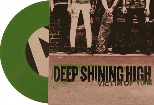 Deep Shining High - victim of time - green EP