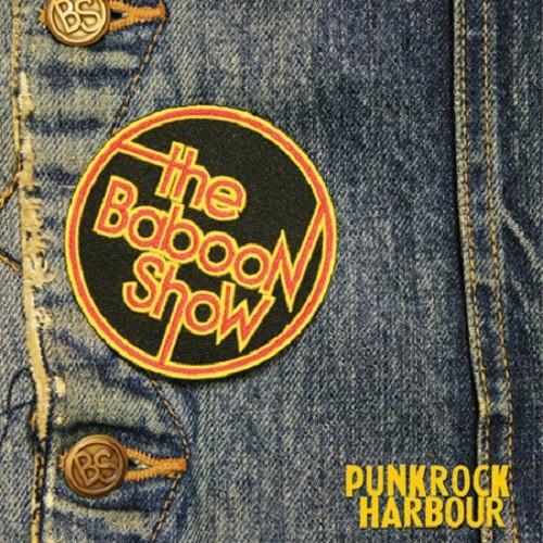 The Baboon Show – Punk Rock Harbour - turquoise LP