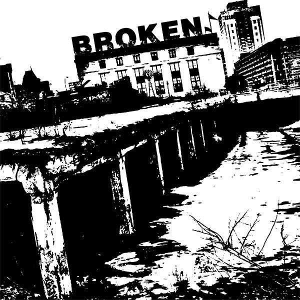 Broken - LP