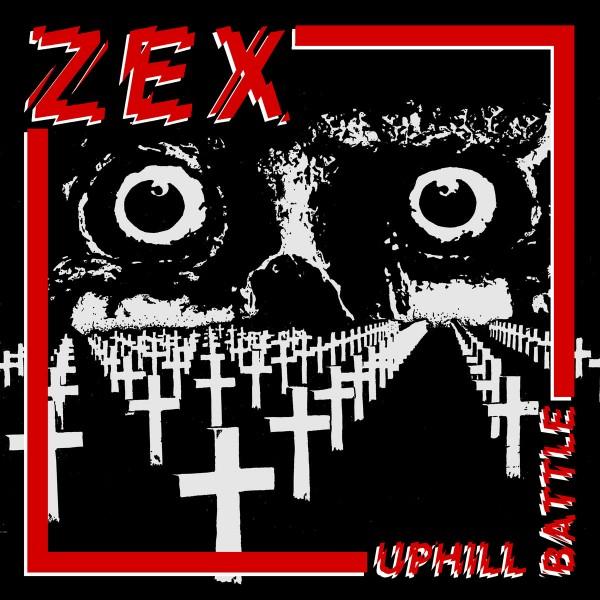 ZEX - uphill battle - LP