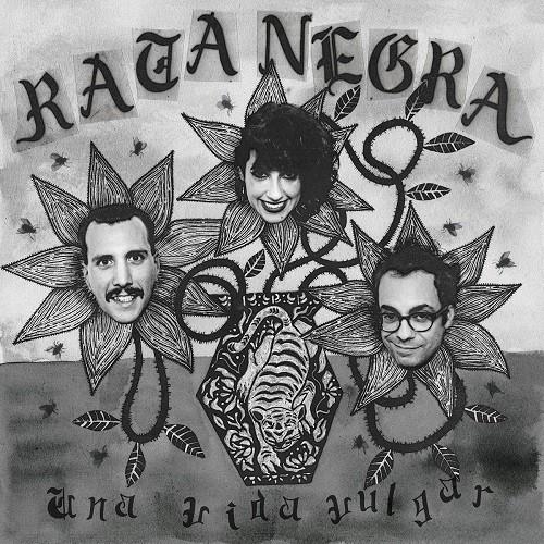 Rata Negra – Una Vida Vulgar - LP