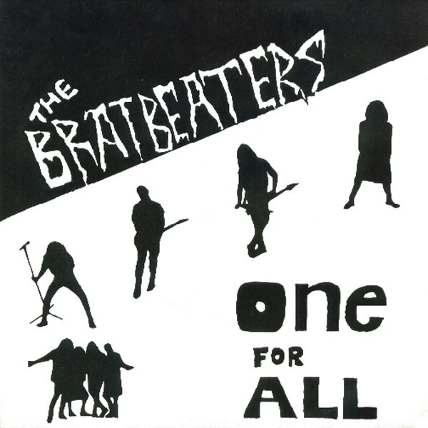 The Bratbeaters – one for all - EP