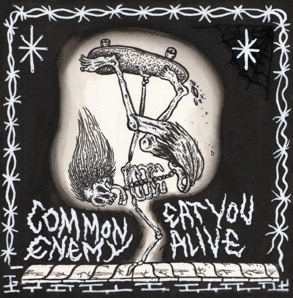 Common Enemy vs. Eat You Alive - Split EP