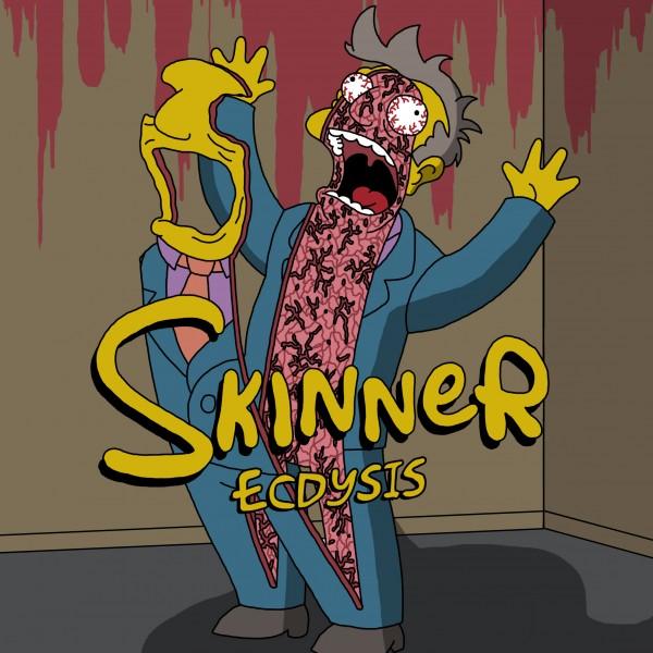 Skinner - ecdysis - LP