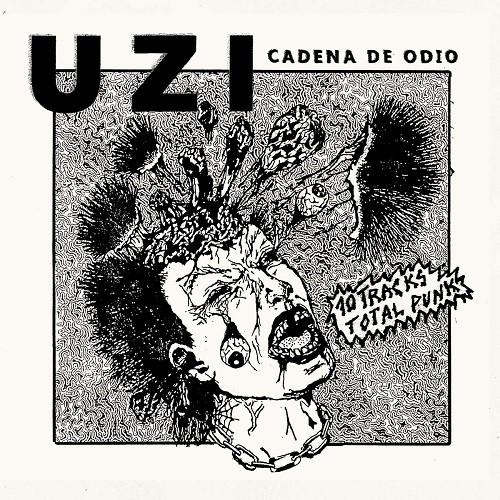 Uzi – Cadena De Odio - LP