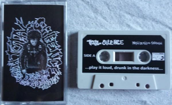 Total Silence – massdeath & sorrow - tape