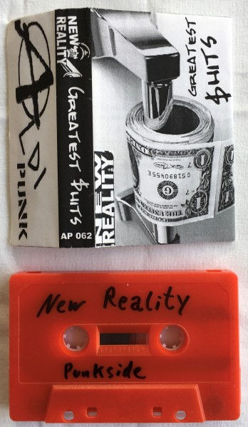 New Reality – Greatest $hits - tape