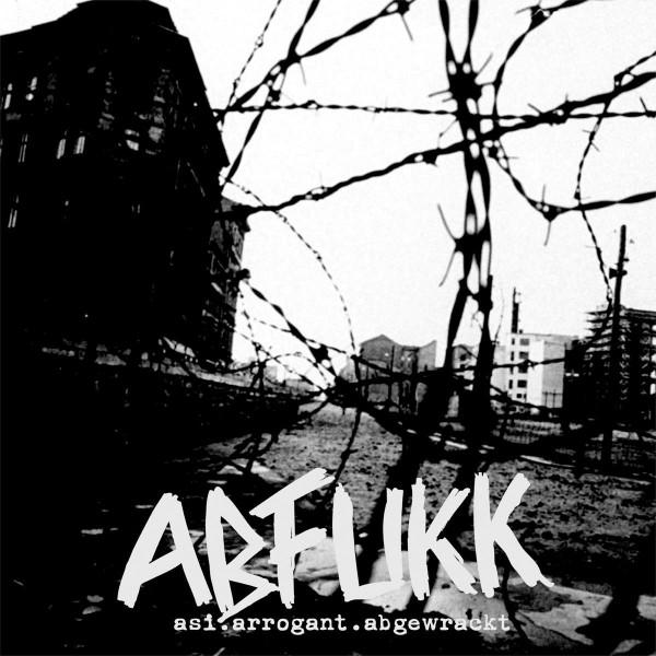 Abfukk – asi.arrogant.abgewrackt - LP