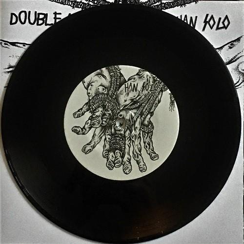 Double Me vs. Han Solo - color Split EP