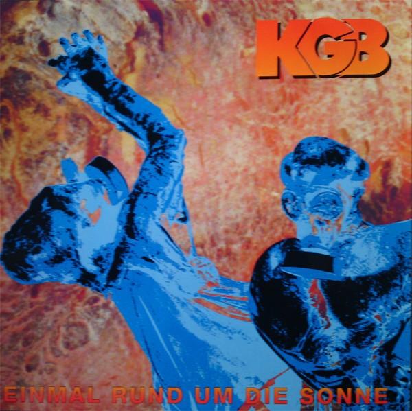 K.G.B. – Einmal Rund Um Die Sonne