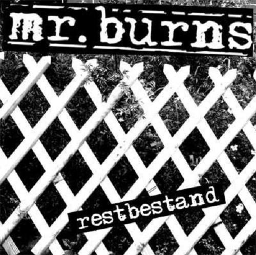Mr. Burns – restbestand - EP
