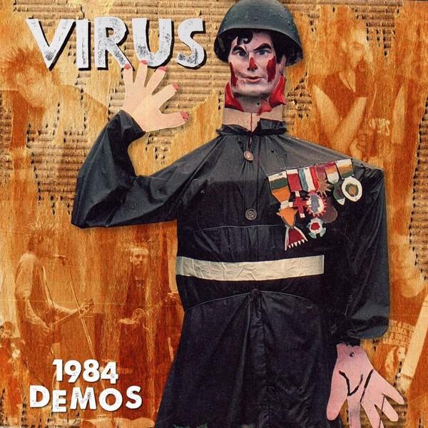 Virus – 1984 demos - LP