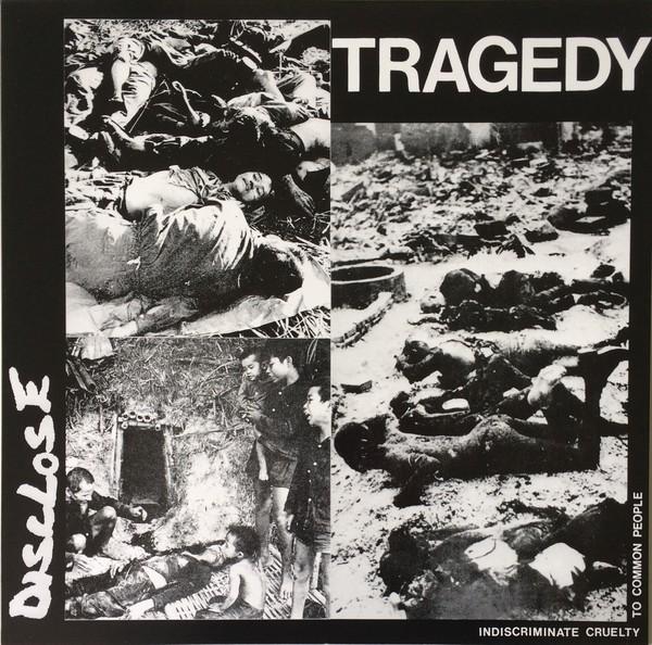 Disclose - tragedy - LP