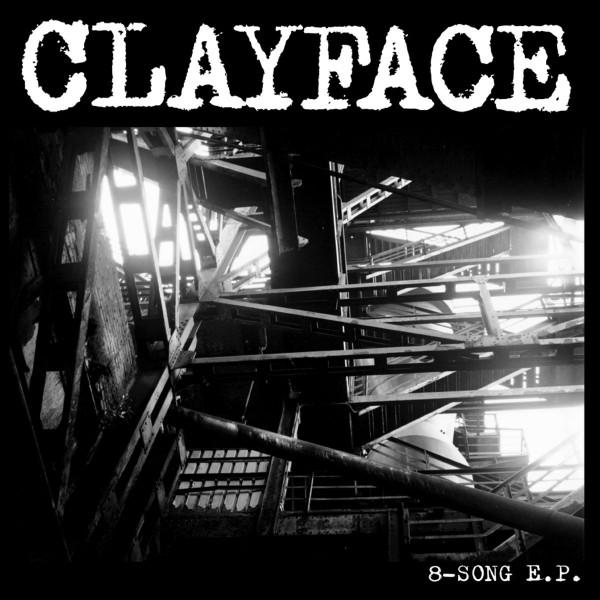 Clayface - 8-Song E.P. - MLP