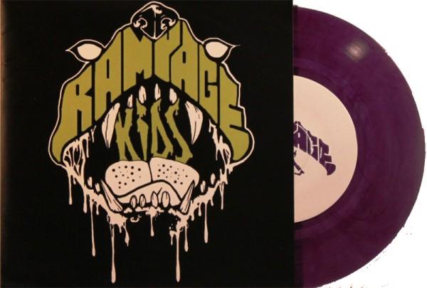 Rampage Kids - EP
