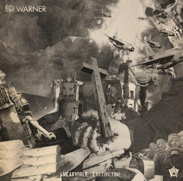 Ed Warner - meanwhile...extinction - LP