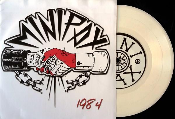 Minipax - 1984 - color EP