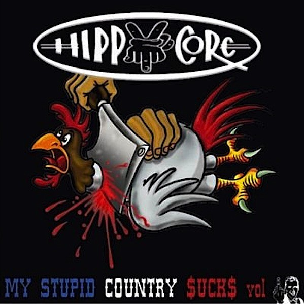 Over The Top / Hippycore - Split