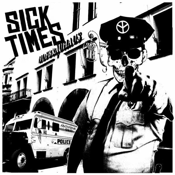 "Sick Times vs. Gum Bleed - 10"" Split EP"