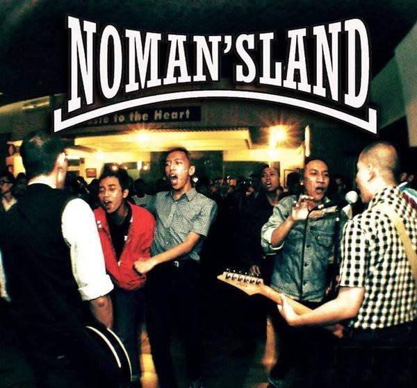 Surgery Without Research vs. No Man's Land - Split EP