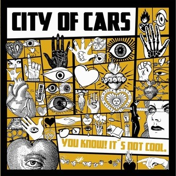 City Of Cars - you know! it's not cool - LP