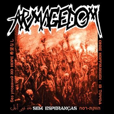Armagedom - sem esperanças - LP