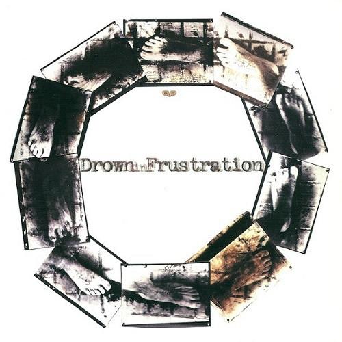 Drown In Frustration vs. Crowpath - split EP