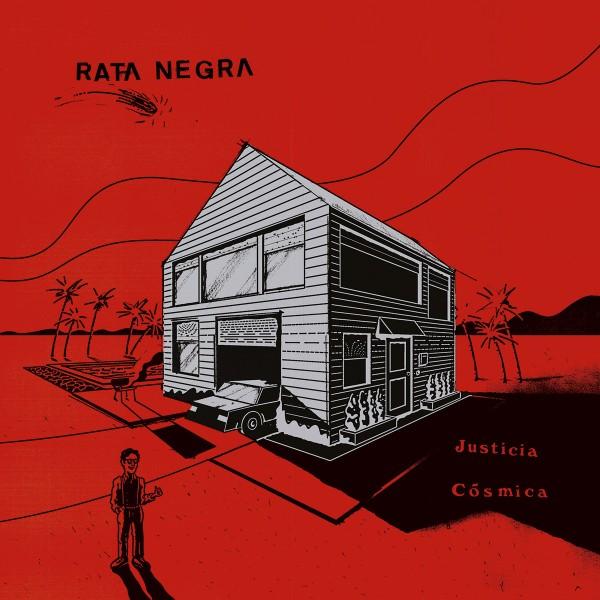 Rata Negra – justicia cósmica - LP