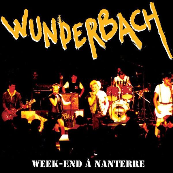 Wunderbach – Week-End À Nanterre