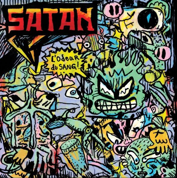 Satan – L'odeur Du Sang