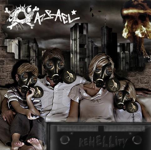 Azrael - Rehellity - LP
