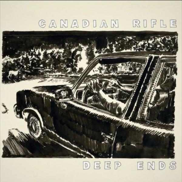 Canadian Rifle – deep ends - LP
