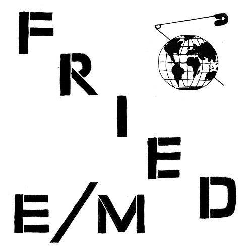 Fried E/M – modern world - LP