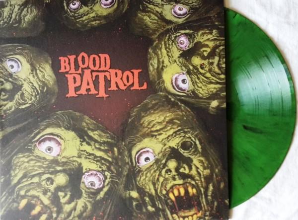 Blood Patrol – From Beyond & Below - LP